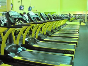 The long road to physical fitness